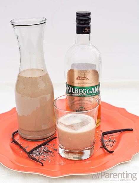 allParenting Homemade Irish cream liqueur