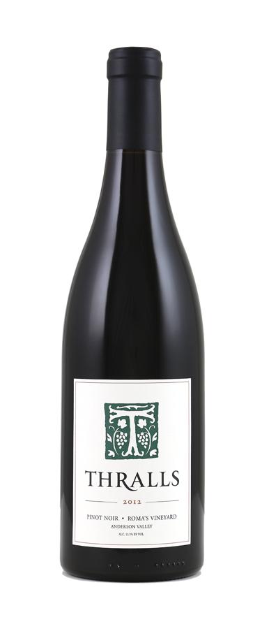 Thralls Pinot Noir from Roma's Vineyard