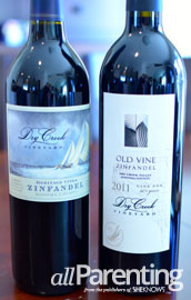 Heritage Wine Zinfandel and Old Vine Zinfandel