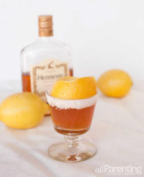 allParenting Brandy crusta cocktail