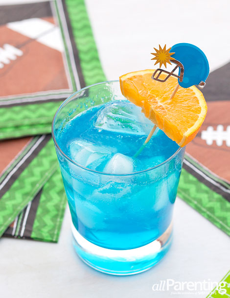 allParenting Super bowl 2014 Battling Bronco cocktail