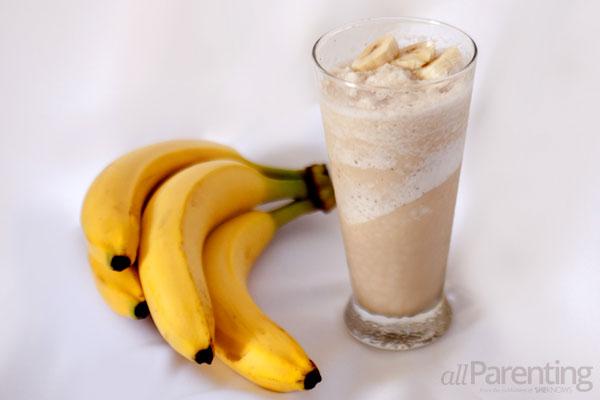 allParenting Bananas foster dessert cocktail