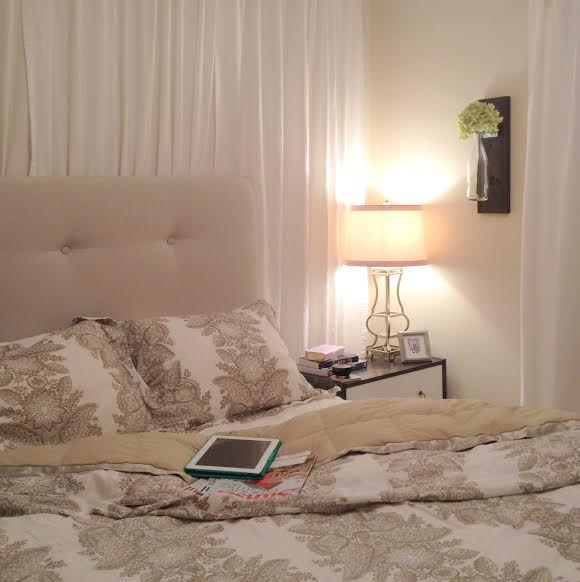 Fav spots at home- Emily Johnston bedroom