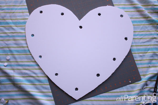 allParenting heart marquee step 2