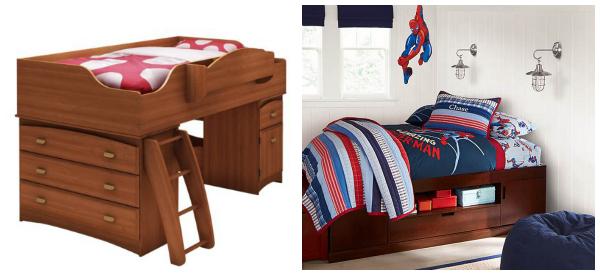 Dual purpose furniture- beds