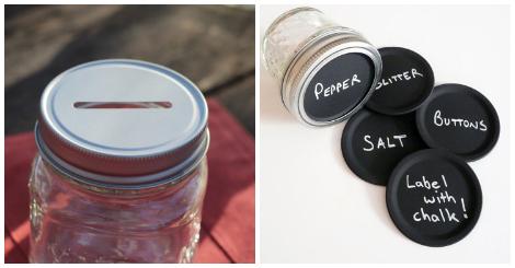Mason jar accessories