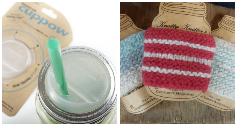 Mason Jar accessories- sip worthy