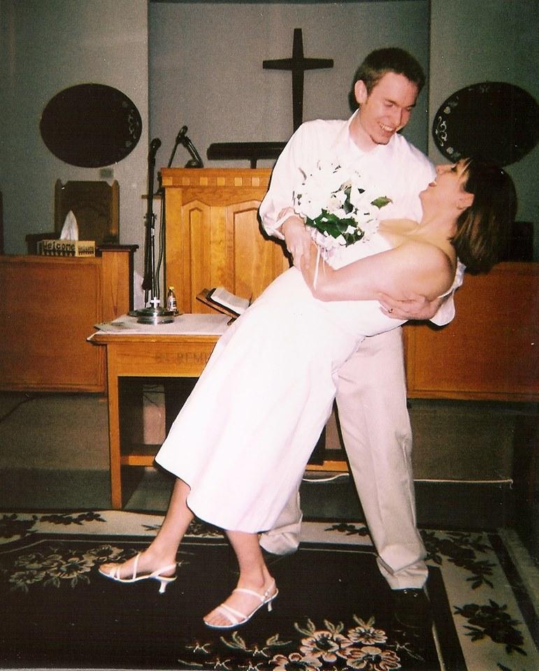 Love online- Monica and Steven