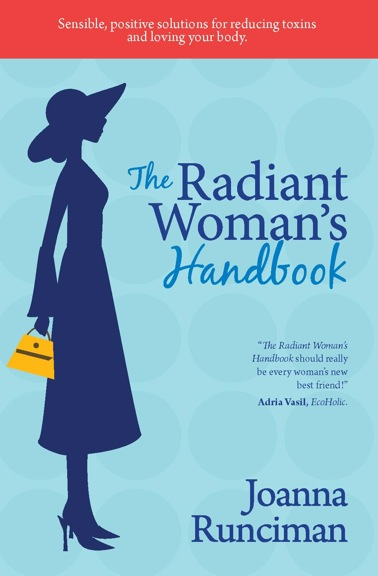The Radiant Woman's Handbook cover