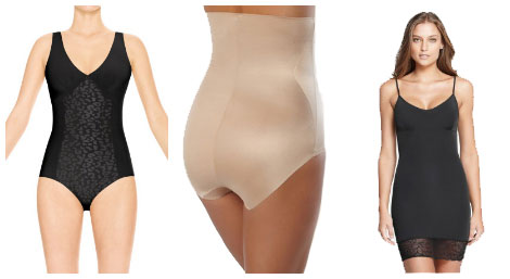 Undergarment upgrades- shapewear