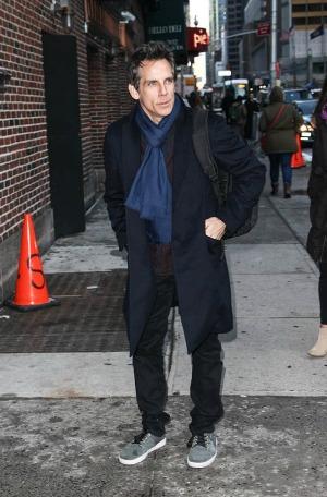 """Stiller: Directing love scenes is """"weird"""""""