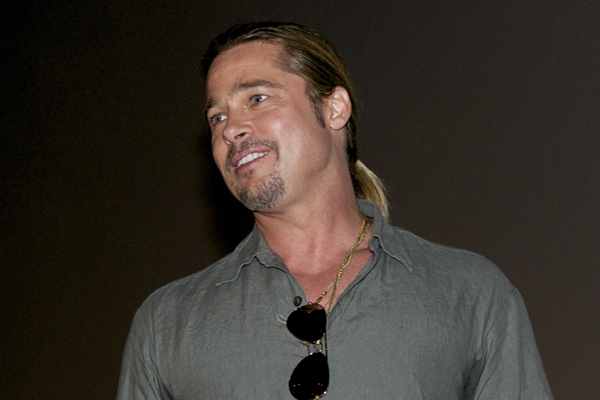 Interviews with Brad Pitt and more