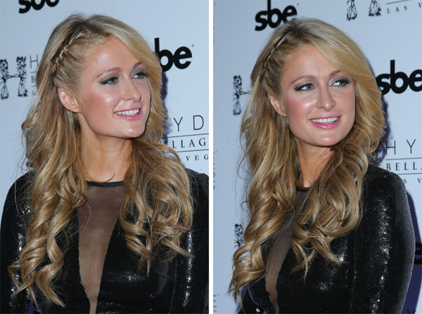 Celeb Hairstyle of the Week: Paris Hilton