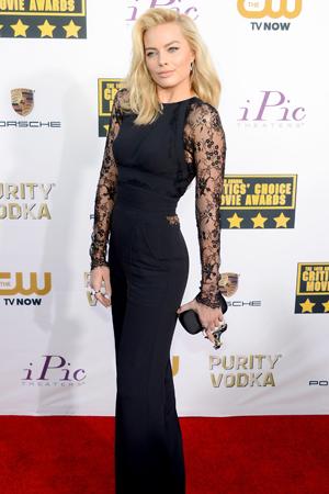 Margot Robbie at the Critics Choice Awards