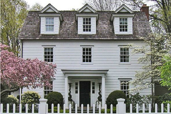 Exterior winter paint trends
