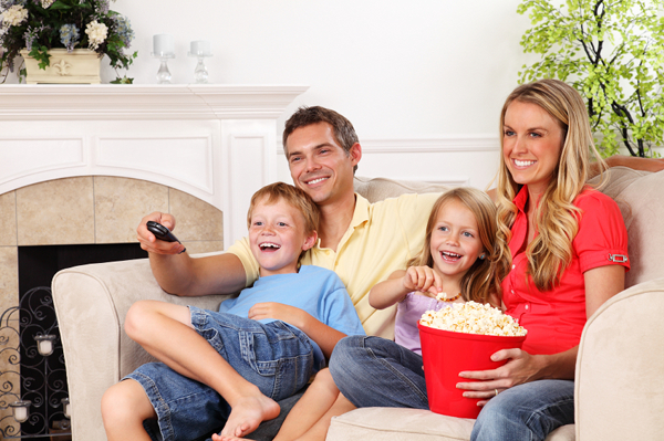 Family Movies of 2014