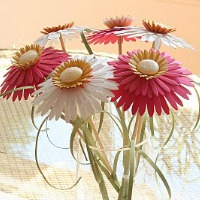 Flower daisy bouquet