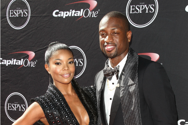 union star dating The actress also spills on what she and the nba star think about being labelled goals gabrielle union reveals she and husband dwyane wade.