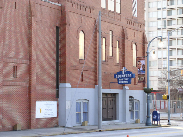 Historic Ebenezer Baptist Church
