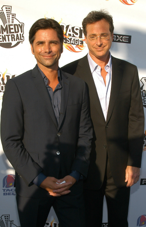 Stamos and Coulier and Saget, oh my!