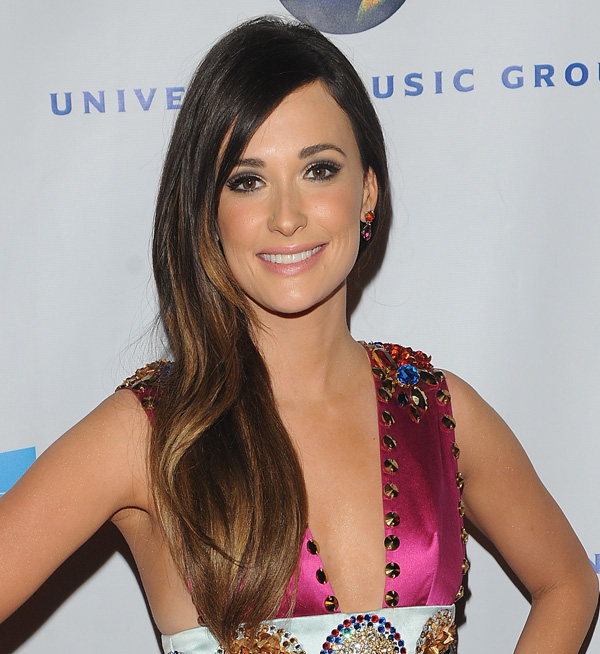 Kacey Musgraves' 2014 Grammys hair