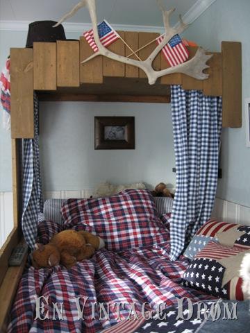 Cowboy nest