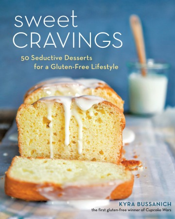Cookbook review: Sweet cravings: 50 seductive desserts for a gluten-free lifestyle