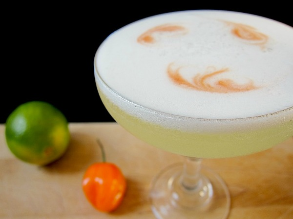 How to: Pisco Sour