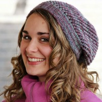 Yarnster/slouch beanie