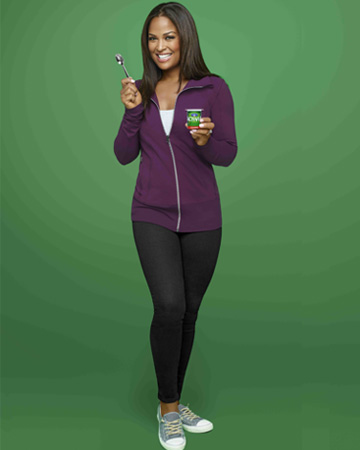 Laila Ali shares her knockout body tips