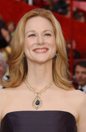 Laura Linney had a baby