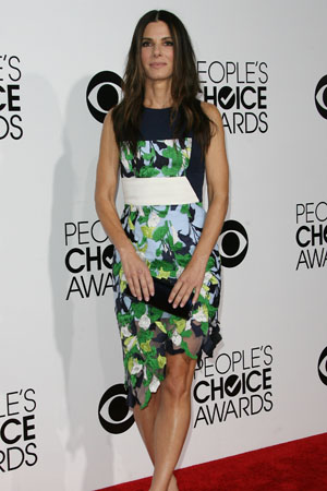 Sandra Bullock 2014 People's Choice Awards