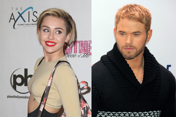 "Kellan calls Miley ""cool"" and ""secure"""