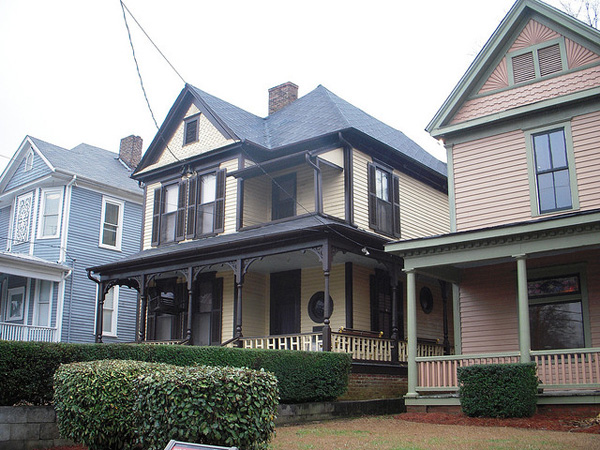Dr. King's Birth Home