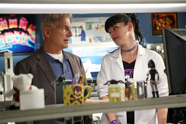 Ncis gibbs and abby