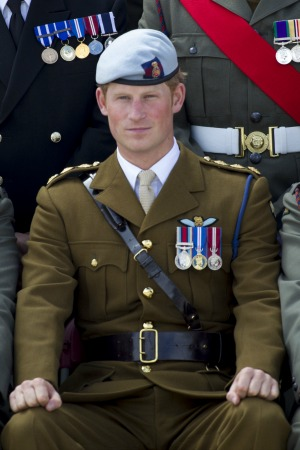 Prince Harry's career move