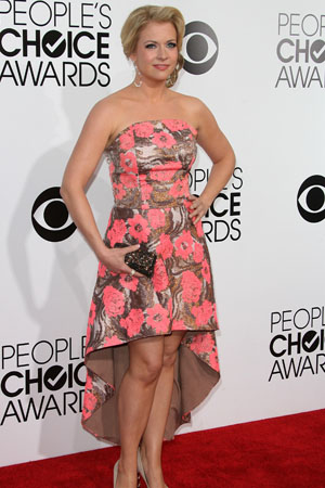 Melissa Joan Hart 2014 People's Choice Awards