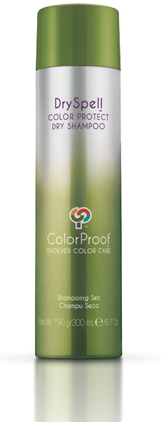 Product review: ColorProof Evolved Color Care DrySpell Color Protect Dry Shampoo