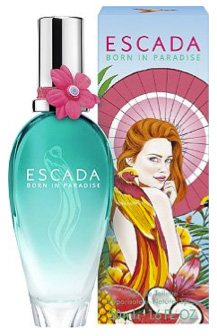Product review: Escada Born in Paradise Eau de Toilette