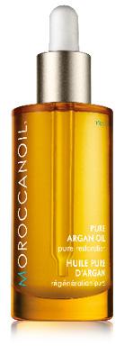 Product review: Moroccanoil Pure Argan Oil