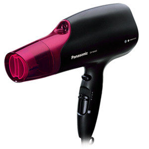 Product review: Panasonic EH-NA65-K nanoe Hair Dryer
