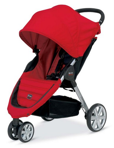 Recalled Britax stroller