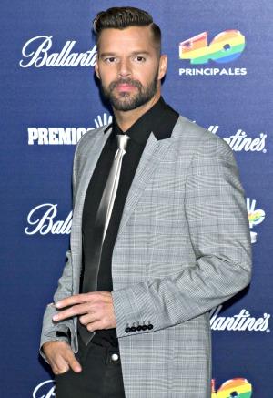 Ricky Martin & Carlos Gonzalez call it quits