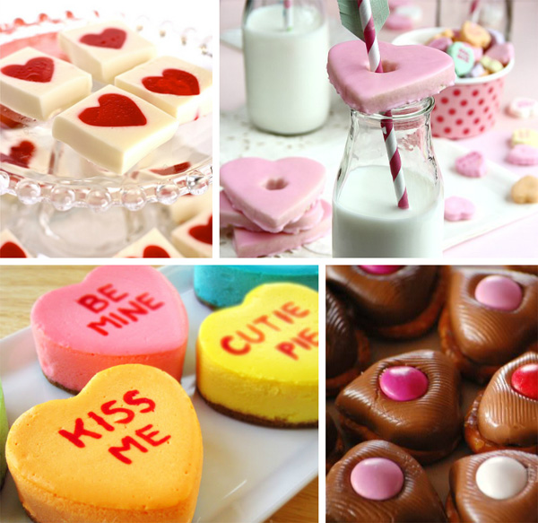 Scrumptious treats to steal your heart