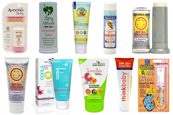 Top sunscreen picks for babies