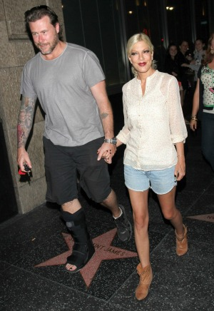 Dean McDermott in rehab