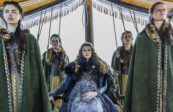 vikings season 2 sneak peek baby on board