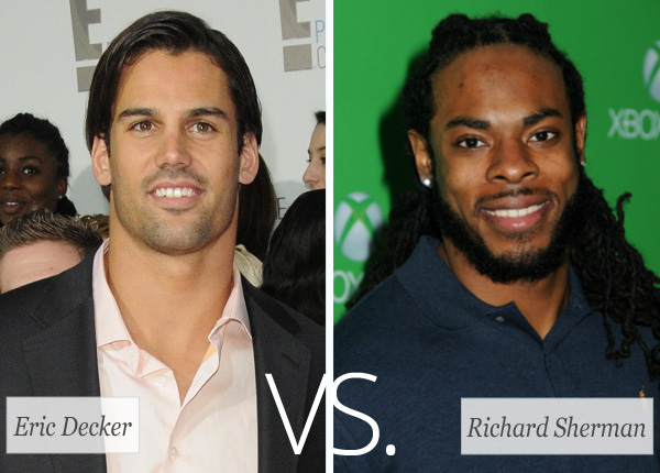 Who's hotter? Broncos vs. Seahawks