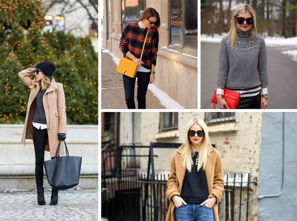 Looks from bloggers all over the country