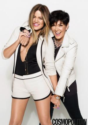 Khloé Kardashian talks to Cosmopolitan